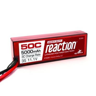 Reaction HD 11.1V 5000mAh 3S 50C LiPoHa